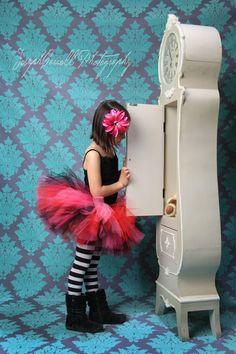 red black pinks custom tutu  HEARTBREAKER  Custom by TiarasTutus, $40.00