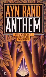 5 paragraph essay on the book anthem