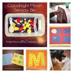 Good Night Moon activities