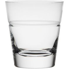 Callaway 14 oz. Double Old-Fashioned Glass in Bar and Drinking Glasses | Crate and Barrel