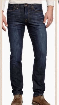 Lucky Brand 1 Authentic Skinny Jeans Men's 100% Cotton Size 36 X 30 NWT #LuckyBrand #SlimSkinny