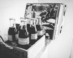 Coca-Colas y vinilos en el barrio de Almagro #madrid