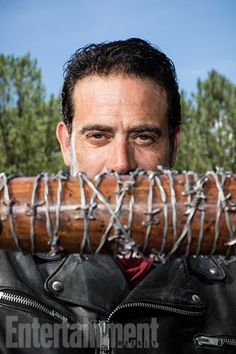 Is Rick gonna do that? Can Rick please do that? Kill Negan with Lucille? Cuz that would be much appreciated