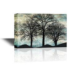 wall26 - Canvas Wall Art - Black Tree Branches and Mounta... https://www.amazon.com/dp/B01N6N1C8B/ref=cm_sw_r_pi_dp_x_xEJTybTR01VJV