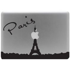 Paris Skyline Macbook Decal With Writing / Macbook Sticker / Laptop Decal from BengalWorks on Etsy. Saved to for my laptop. Mac Stickers, Macbook Stickers, Macbook Decal, Macbook Case, Laptop Decal, Tech Accessories, Paris Skyline, Decals, Smartphone