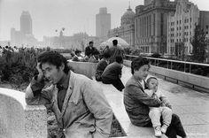Marc Riboud // Modern China - Shanghai 1993