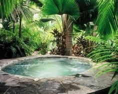Could this be the jacuzzi where Afterparty's Emma & Siobhan cut school and Emma kisses someone she did not intend to kiss?