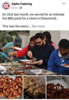 Catering Services, Bbq, Menu, Party, Food, Barbecue, Menu Board Design, Barrel Smoker, Essen