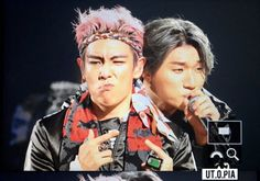 T.O.P & Daesung