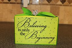 NEW item Tinkerbell fairy room decor block with by CTCouTure, $37.99
