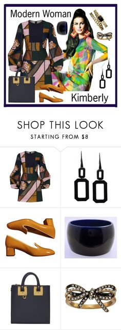 """Modern Woman"" by kimmie-plus2 on Polyvore featuring Roksanda, Rebecca, Prada, Sophie Hulme, Marc Jacobs, Chanel and modern"