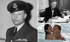 A new biography of Wing Commander Forest 'Tommy' Yeo-Thomas, who was known as White Rabbit, identifies him as the inspiration behind Ian Fleming's character. James Bond, World War Two, Mail Online, Daily Mail, Biography, Spy, Two By Two, Rabbit, Author