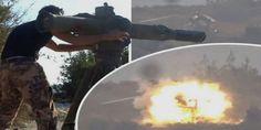 Γεμάτες με made in USA και Germany αντιαεροπορικά-αντιαρματικά όπλα και πυρομαχικά οι αποθήκες του ISIS στο Χαλέπι