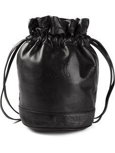 c9a250fc491a Céline Vintage 1980s Duffle Bag