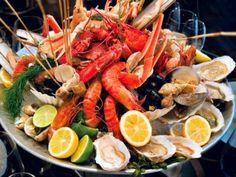 Con esta receta vas a preparar la mejor mariscada al ajillo