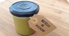 Nutella de pistacho