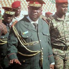 Intelectuais Balantas Na Diáspora : Guiné-Bissau, o general António Indjai, promete co...