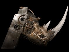 Fantastical Sculptures of Our Biomechanical Beastly Caretakers