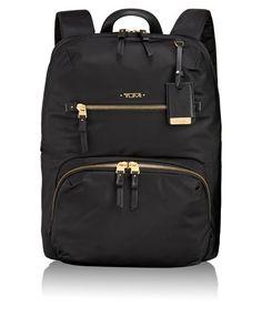 Halle Backpack in Black Backpack Straps a1575c75224ed