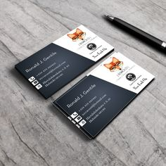 Design A Professional And Print Ready Business Card By Ultrakhan22