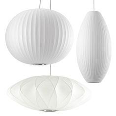 George Nelson's Bubble Lamps