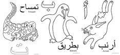 Learn Arabic alphabet letters - free printable worksheets - How to write in arabic worksheets - Arabic Alphabet Workbook - arabic worksheet for beginners Arabic Alphabet Chart, Arabic Alphabet Letters, Arabic Alphabet For Kids, Alphabet Cards, Alphabet Coloring Pages, Free Printable Handwriting Worksheets, Free Printable Puzzles, Letter Flashcards, Teaching The Alphabet