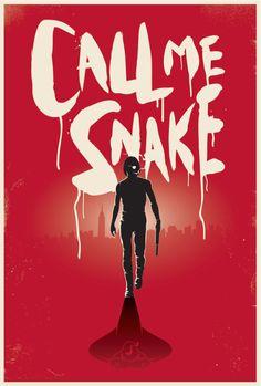 Call Me Snake by Adam Limbert