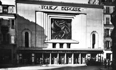 Folies Bergère, 1926