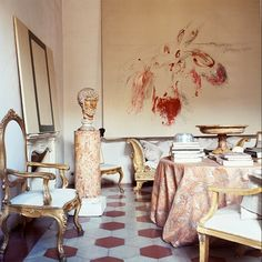 #Cy Twombly Sunday….
