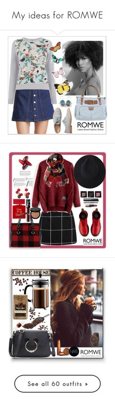 """""""My ideas for ROMWE"""" by natalyapril1976 ❤ liked on Polyvore featuring Gap, Bogner, Nancy Gonzalez, Juliska, look, romwe, Bella Freud, Bobbi Brown Cosmetics, NARS Cosmetics and Dsquared2"""