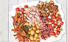 Checkers - Better and Better Pasta Salad, Cobb Salad, Wellness, Ethnic Recipes, Food, Gourmet, Crab Pasta Salad, Eten, Meals