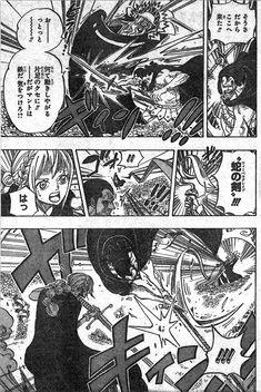 ワンピース Chapter 772 Page 3