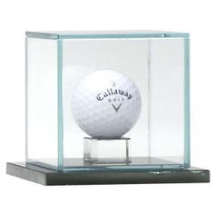 Calibre Ball Capsule Golf Trophy