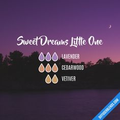 Sweet Dreams Little One - Essential Oil Diffuser Blend