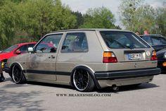 Gtr Car, Jetta A2, Volkswagen Golf Mk2, Vw Classic, Vw Cars, Future Car, Custom Cars, Golf Clubs, Porsche