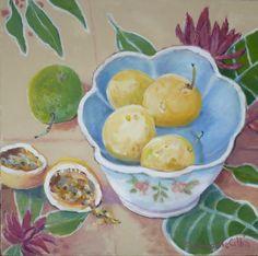 """""""Lahaina Lilikoi""""  (available at the Village Gallery in Lahaina, Maui)"""