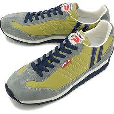 【楽天市場】【即納】【返品送料無料】PATRICK パトリック スニーカー メンズ レディース 靴 MARATHON マラソン CMLON (94669 FW14)日本製 Made in Japan【あす楽対応】:mischief