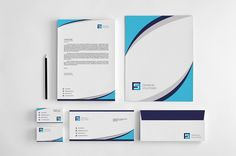 Alpha Branding Corporate Branding Mega Package A clean Corporate Identity for any personal or commercial activities. This Identity set will help you in your Invoice Design, Letterhead Design, Letterhead Template, Stationery Templates, Branding Design, Corporate Stationary, Stationary Branding, Corporate Branding, Business Cards Layout