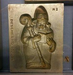 Marsepeinvorm, bakkerijmuseum Medemblik