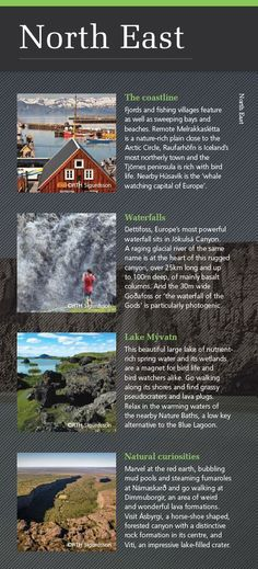 Highlights of North East Iceland - discover more in our new Iceland & Greenland brochure: http://view.intellimag.com/go/dtw-iceland-greenland/