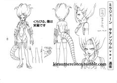 Fairy Tail settei collection page:160+160,LF trade! models sheets,reference sheet,anime concept art,character design,production artworks #Fairytail #settei #mirajane #設定資料