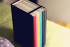 Moleskine 12 Month Daily Planner - Organizer and color coordinated, the OCD in me is excited!