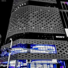 "I captured the SONY building at the freezing month of this year.  As many of you know, most of the foreign languages related to Latin words.  #sony got the essence from ""Sonus"" means sound, sonic, tone, character, and style when they named their company.  Luckily, I had an opportunity to have their products, but unfortunately, both my α camera and phone keep silent as their character.     The free encyclopedia says humans have a multitude of sensory systems. The external human sensation is…"