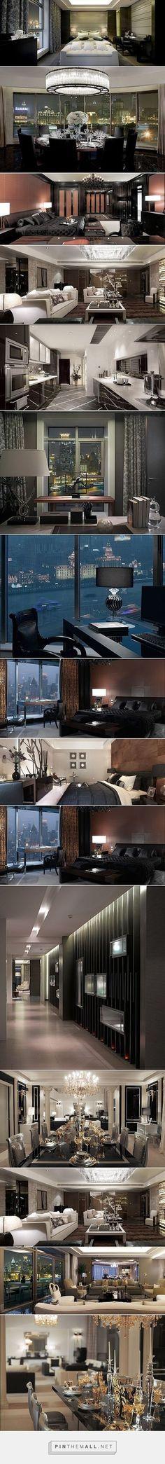 Versace Interior -- Shanghai luxury apartment - created via http://pinthemall.net