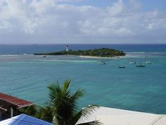 Guadeloupe - view from my room :)