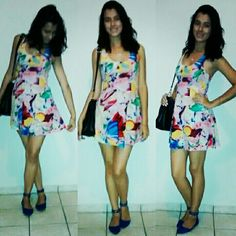 <3 #summerdress #shopping #colorful