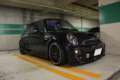 Mini Cooper tuning ALL BLACK John Cooper works
