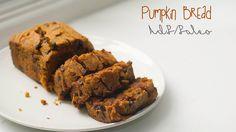 Pumpkin Bread (AIP/Paleo)