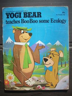 Childrens books about ecology