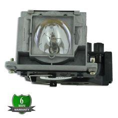 #VLT-XD400LP #OEM Replacement #Projector #Lamp with Original Compatible Bulb
